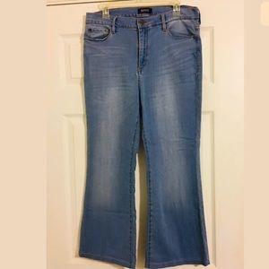 David Bitton Buffalo Jeans Womens Inka Flare 32/25